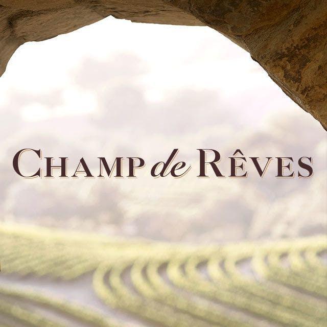 Champ de Rêves Website Design