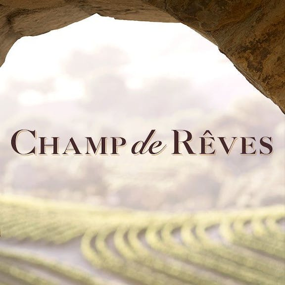 Champ de Rêves Website Design