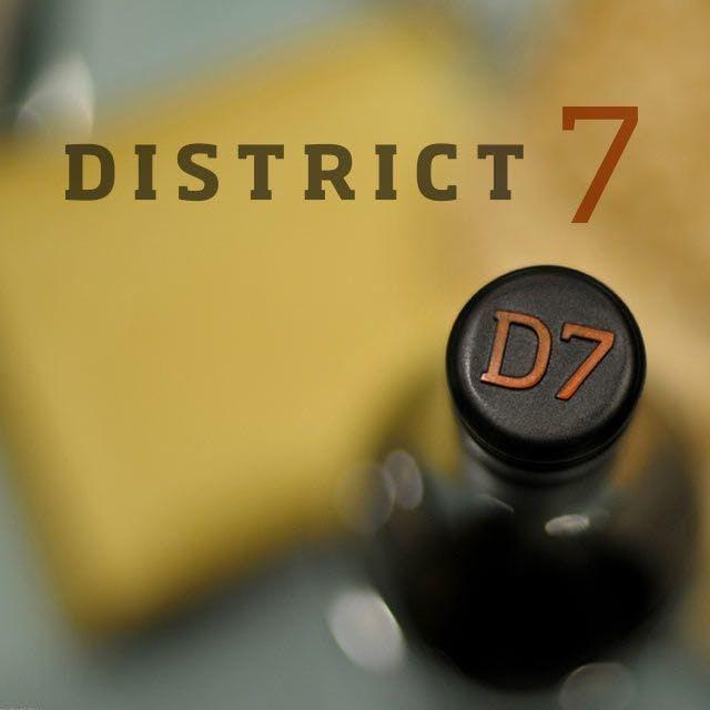 District 7 Website Design