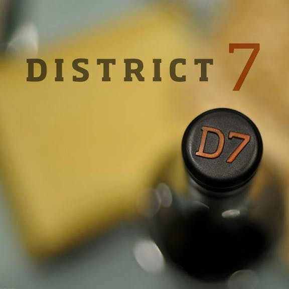 District 7 Website Design
