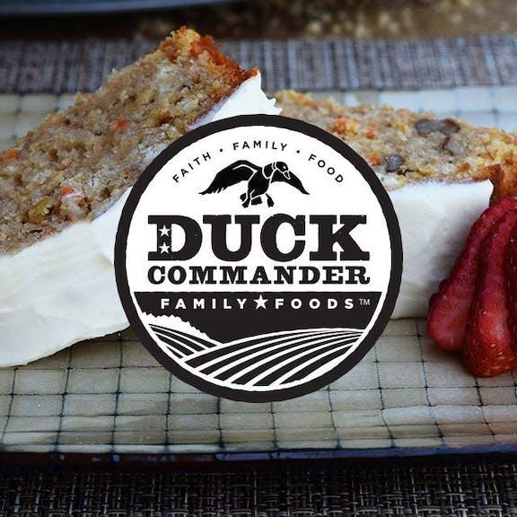 Duck Commander Foods Website Design
