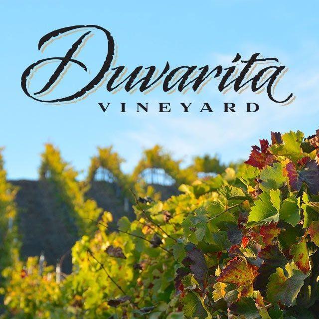 Duvarita Vineyard Website Design