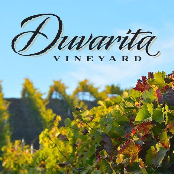 Duvarita Vineyard Website Design