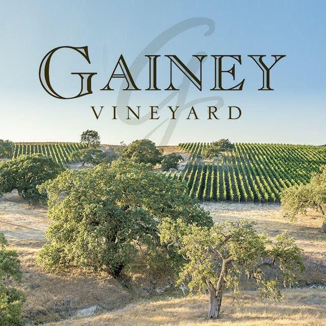 Gainey Vineyard Website Design