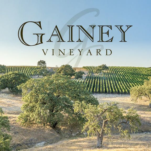 Gainey Vineyard Website Design