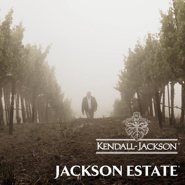 Kendall Jackson Estate Website Design