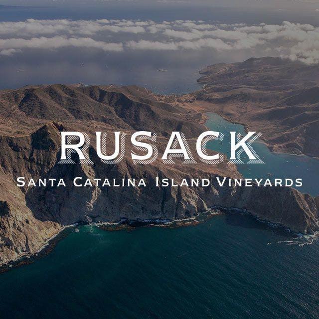 Rusack Catalina Island Website Design