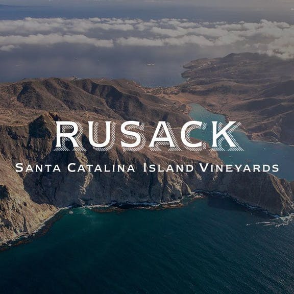 Rusack Catalina Island Website Design