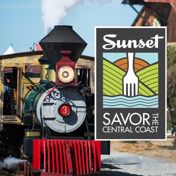 Savor the Central Coast Website Design
