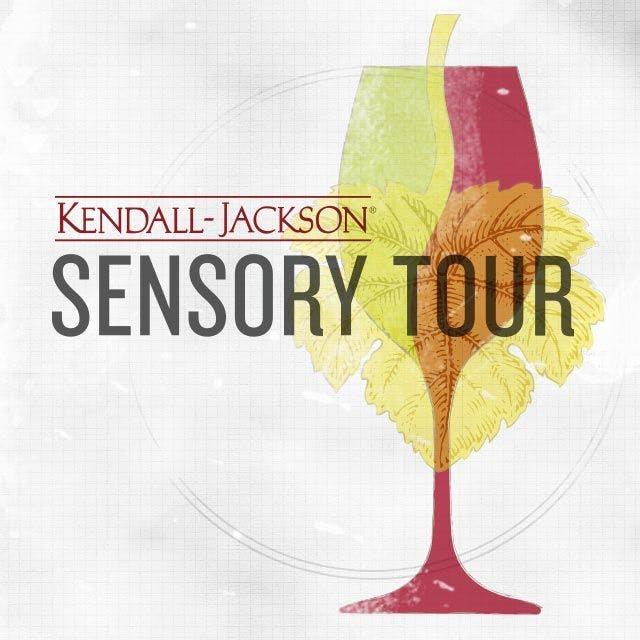 Kendall Jackson Sensory Tour Website Design