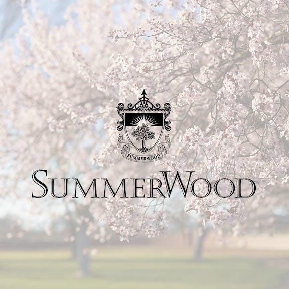Summerwood winery Website Design