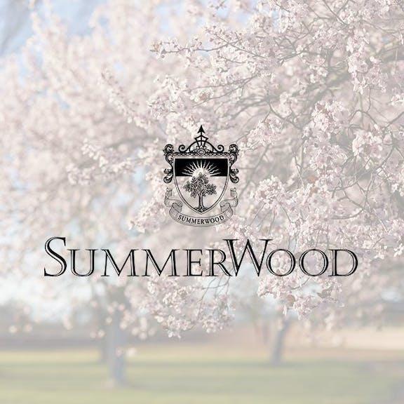 Summerwood winery Website Design