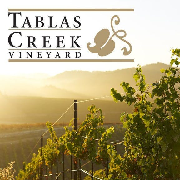 Tablas Creek Website Design