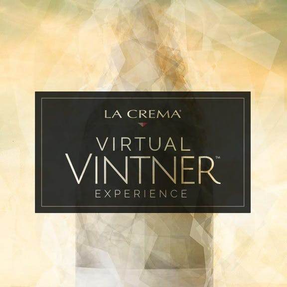 La Crema Virtual Vintner Website Design