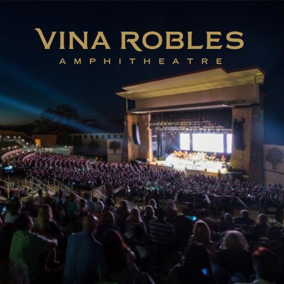 Vina Robles Amphitheater Website Design