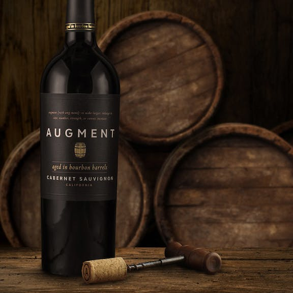 Augment Wine Label Design