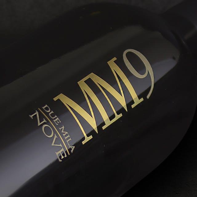 Castoro Cellars - Due Mila Series Wine Label Design