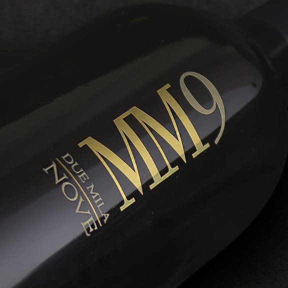 Castoro Cellars - Due Mila Series Wine Label Design