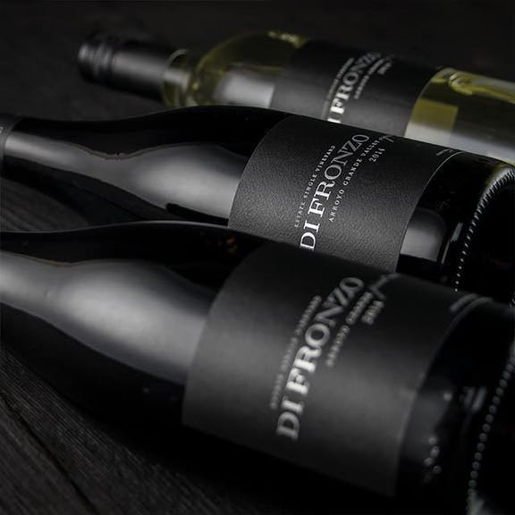 Di Fronzo Wine Label Design