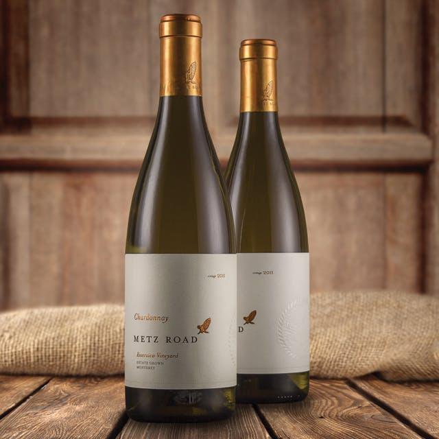Metz Road Wine Label Design