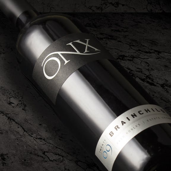 ONX Wine Label Design