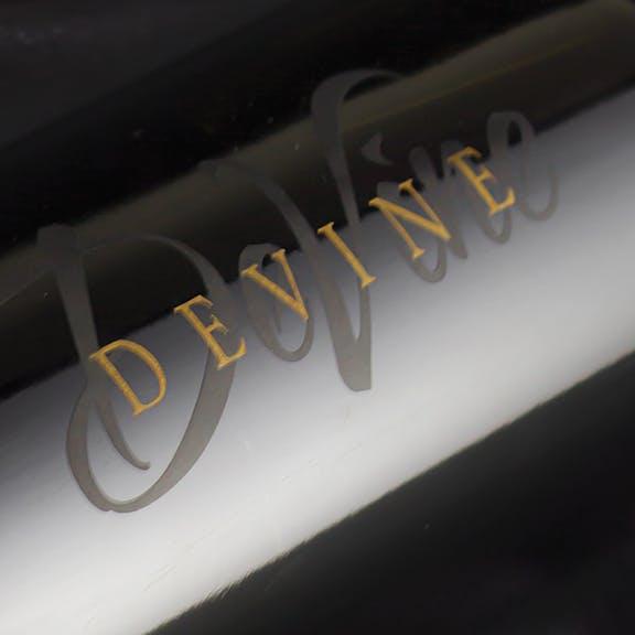 Peachy Canyon - Devine Wine Label Design