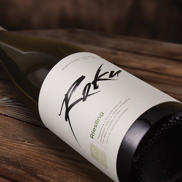 Roku Wine Label Design