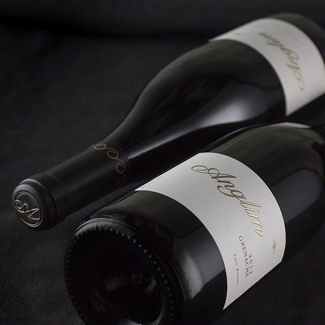Anglim Wine Label Design
