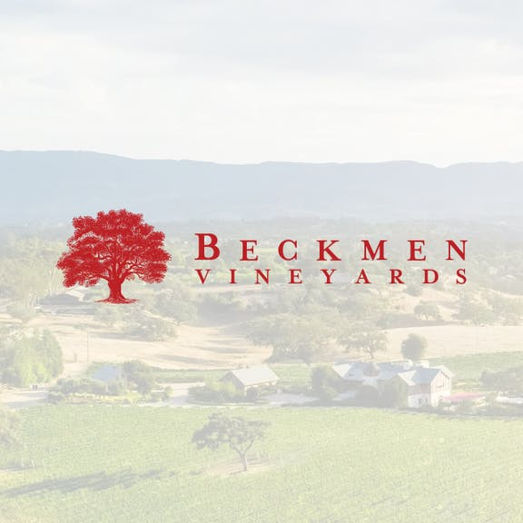 Beckmen Vineyards Website Design