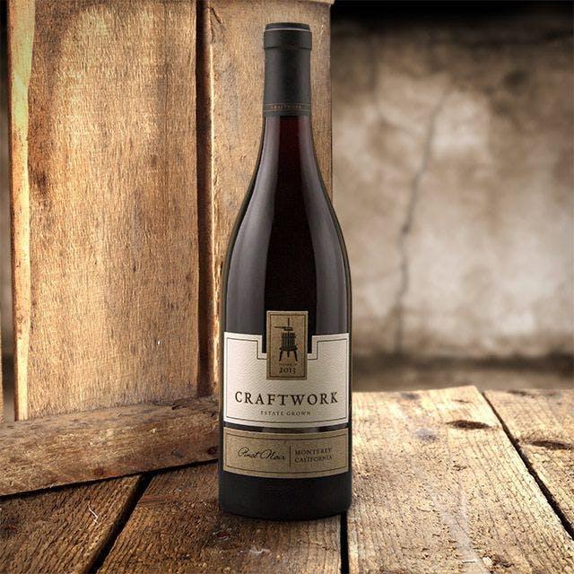 Craftwork Wine Label Design