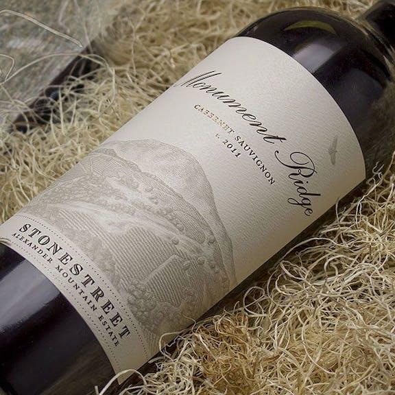 Stonestreet - Jackson Family Wines Wine Label Design