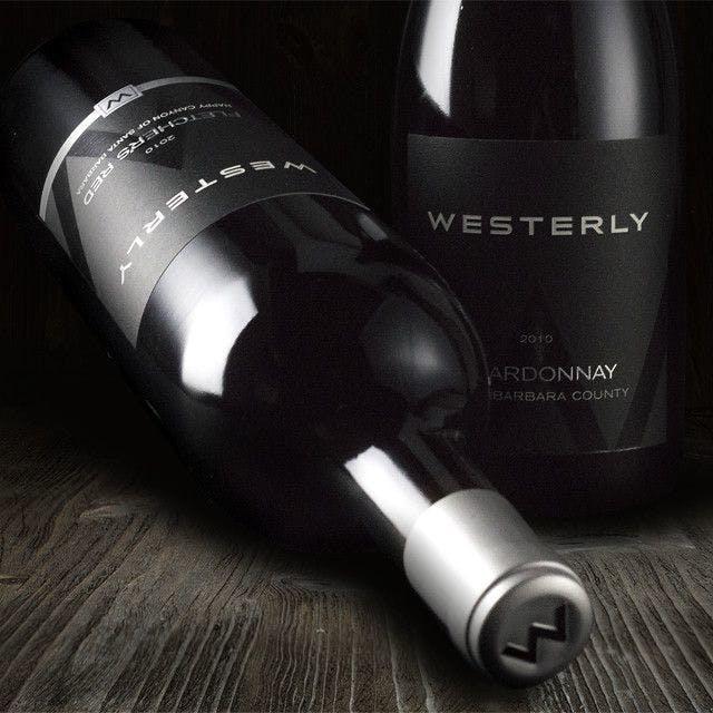 Westerly Wine Label Design