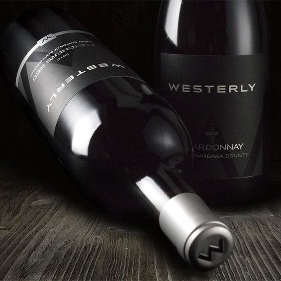 Westerly Wine Label Design