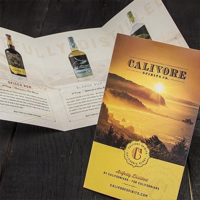 Calivore Print Design