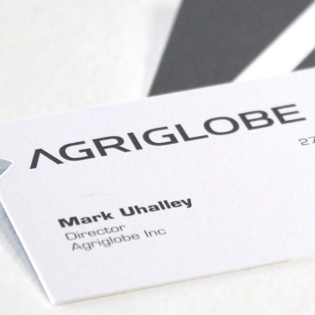 Agriglobe Print Design