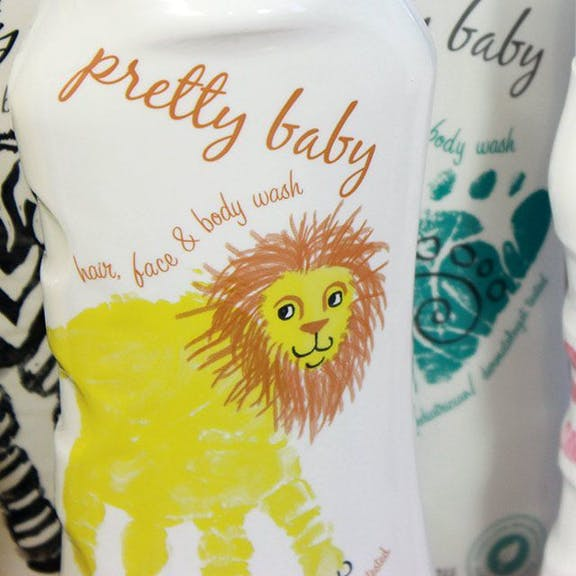 Caren Pretty Baby Print Design