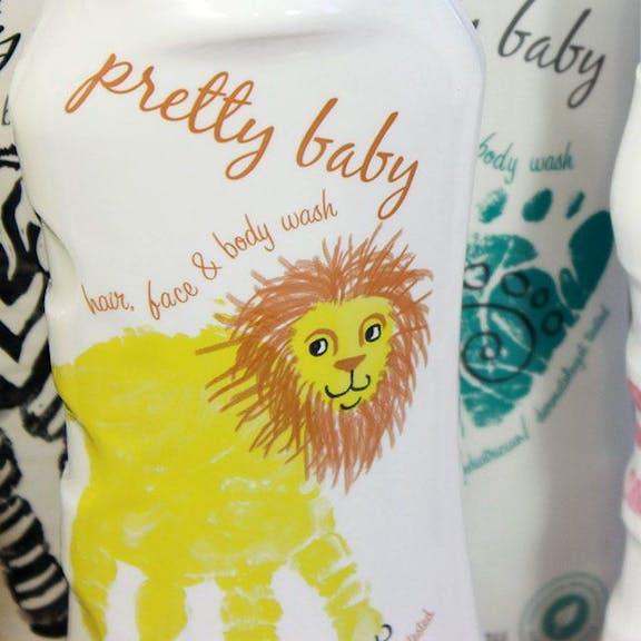 Caren Pretty Baby Print Design