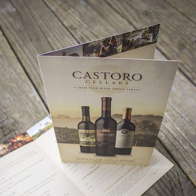 Castoro Print Design