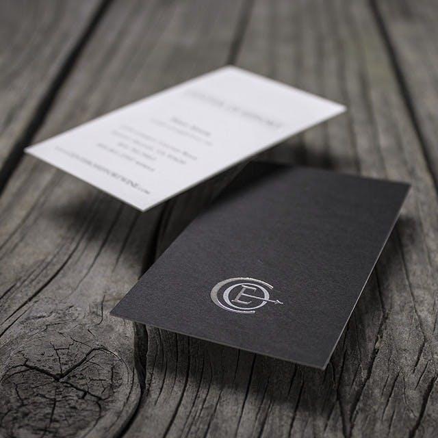 Center of Effort Print Design