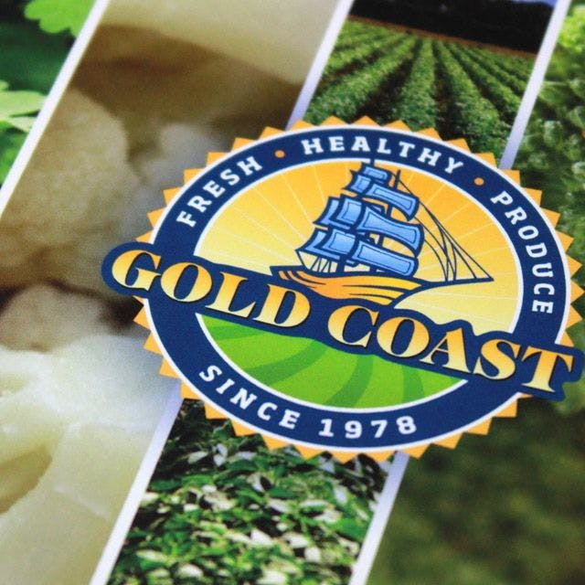Gold Coast Print Design
