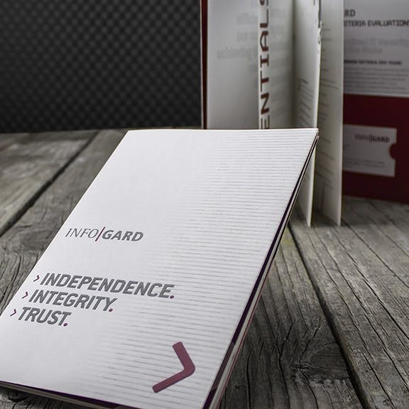 Info Guard Print Design
