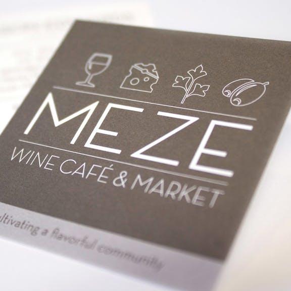 Meze Print Design