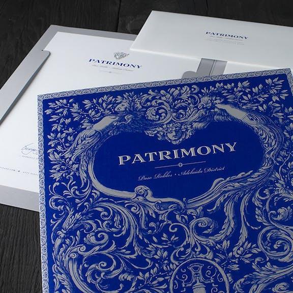 Patrimony Print Design