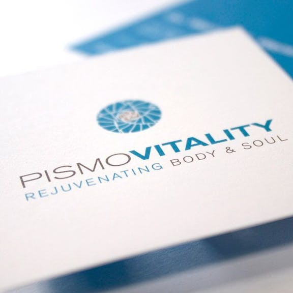 Pismo Vitality Print Design