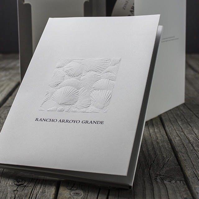 Rancho Arroyo Grande Print Design