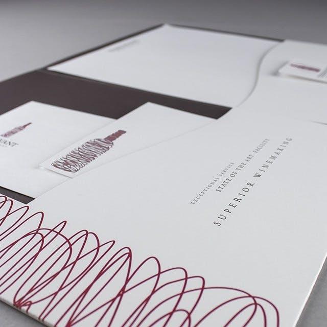 Terravant Print Design