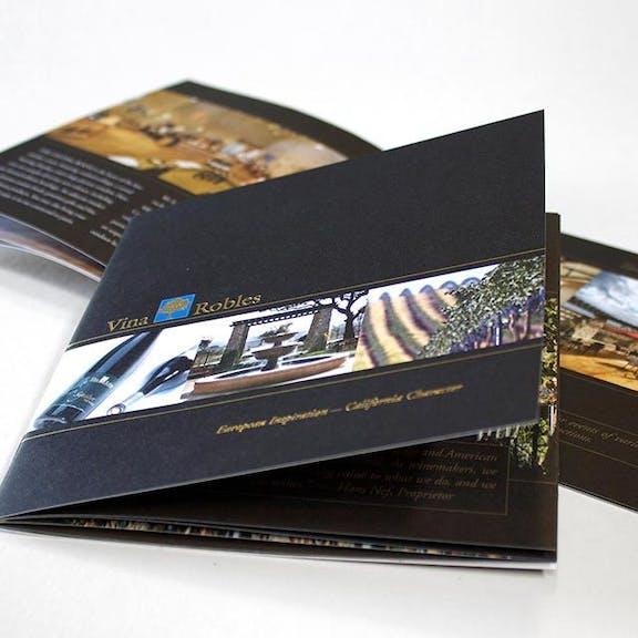 Vina Robles Print Design